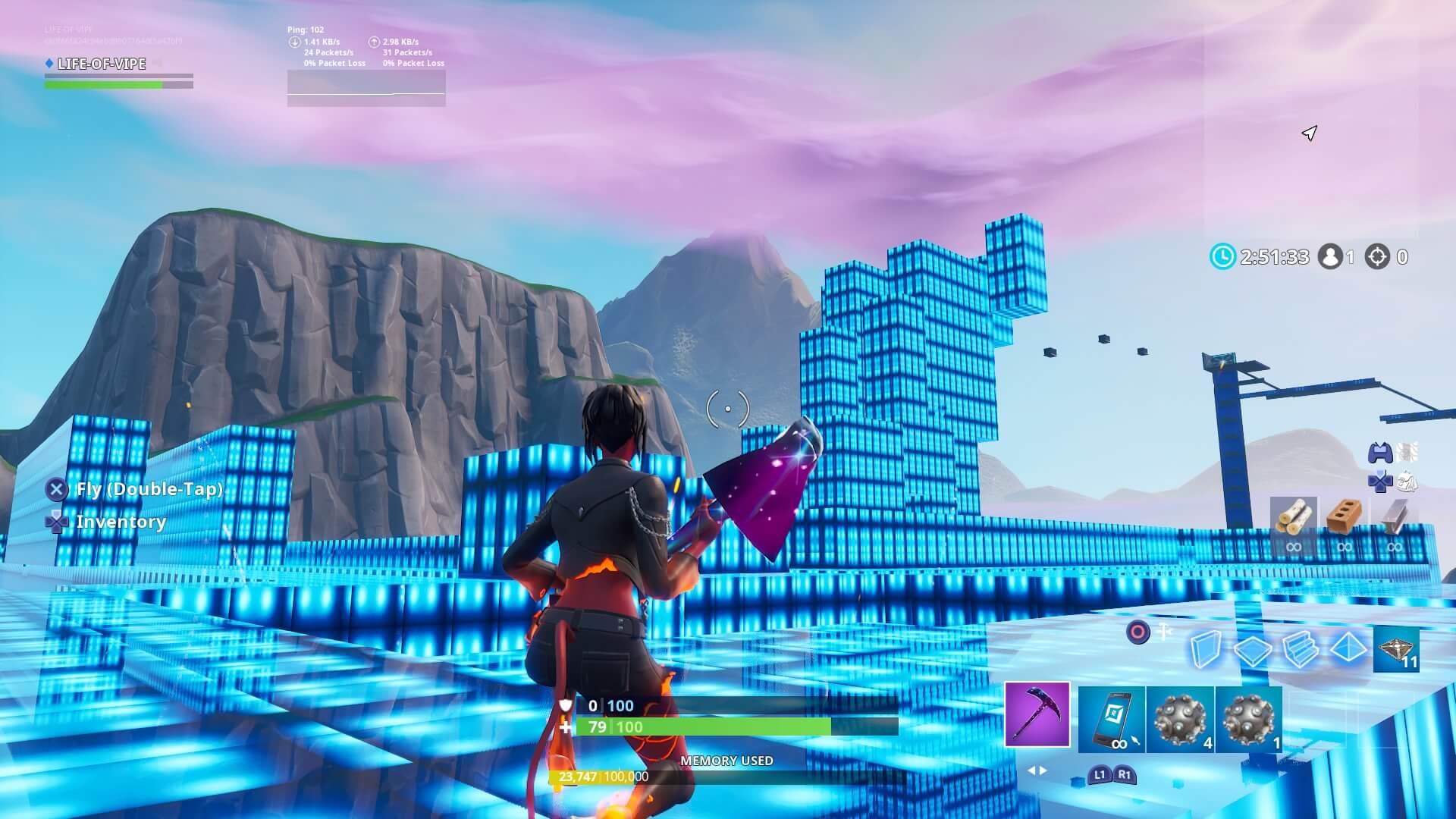 100 Level Default Deathrun Fortnite Creative Codes