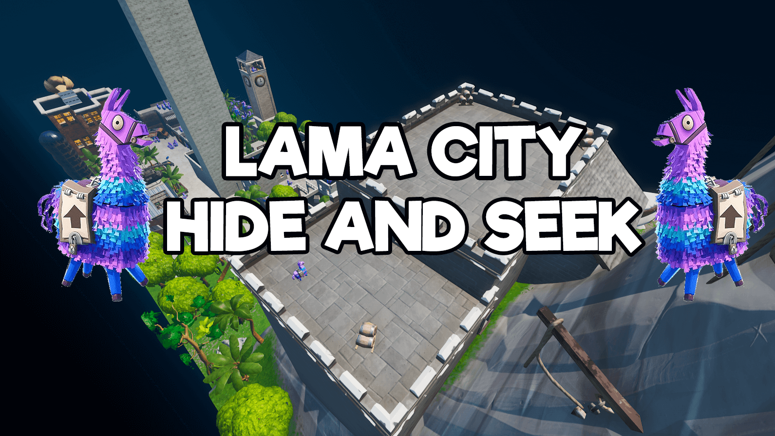HIDE AND SIKE | LAMA CITY