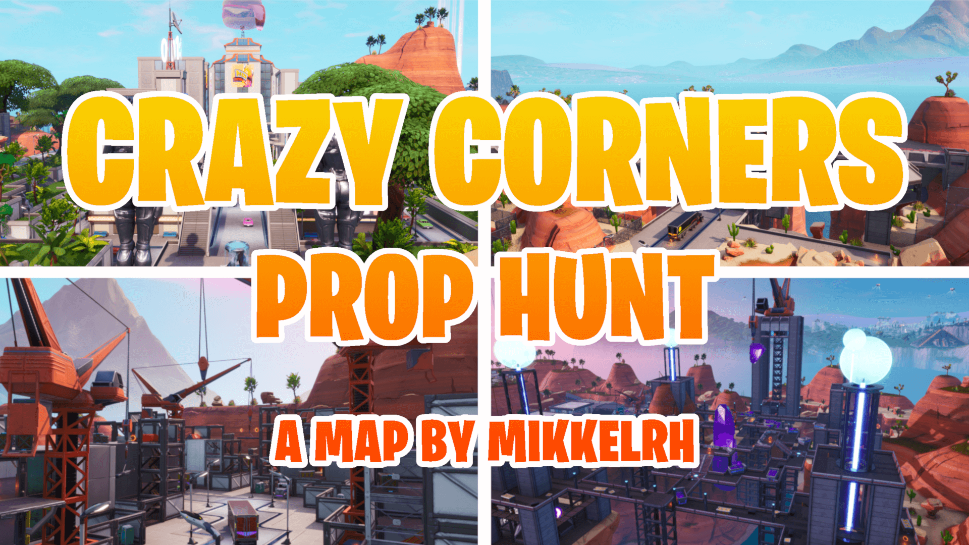 CRAZY CORNERS PROP HUNT