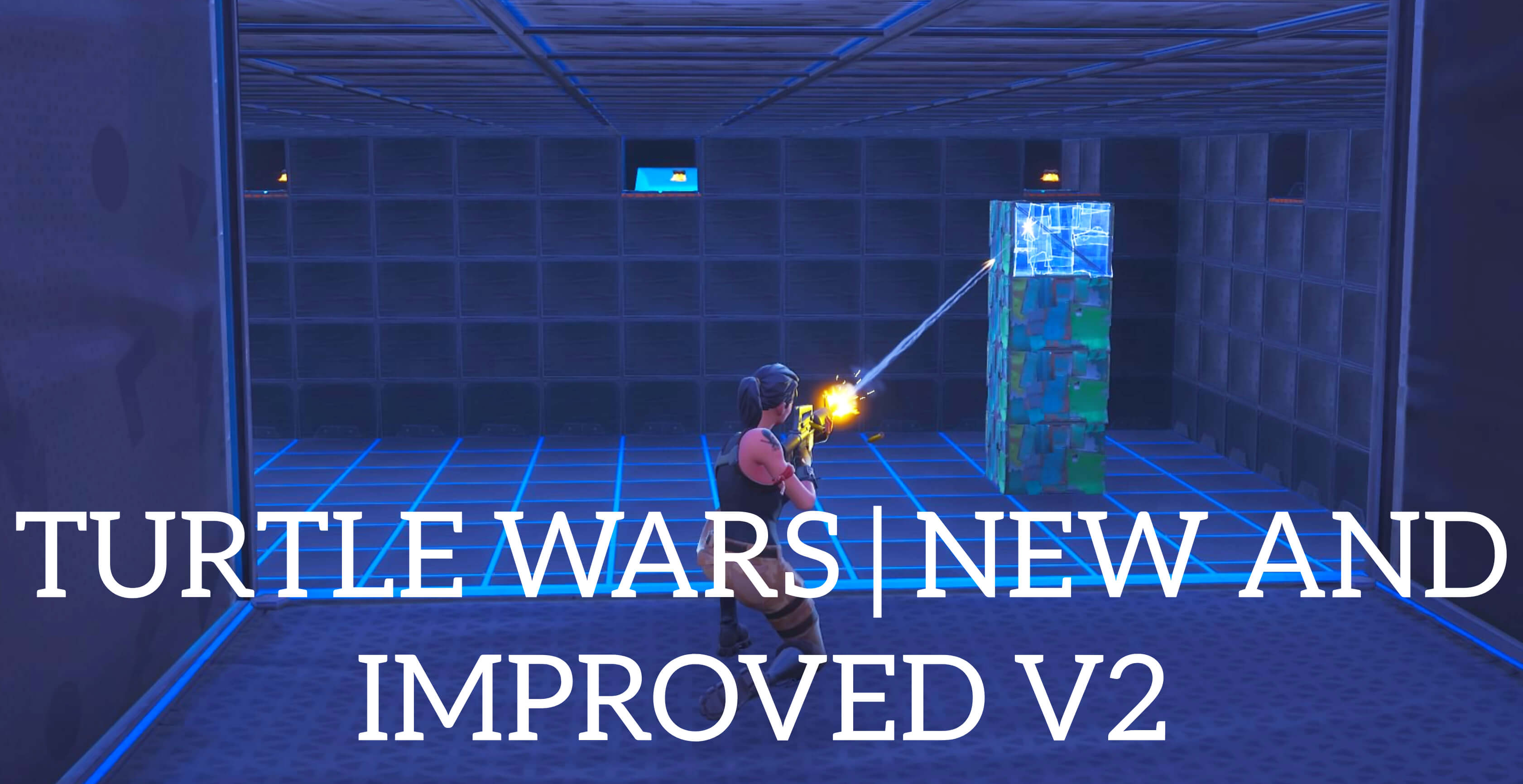 TURTLE WARS | NEW AND IMPROVED V2
