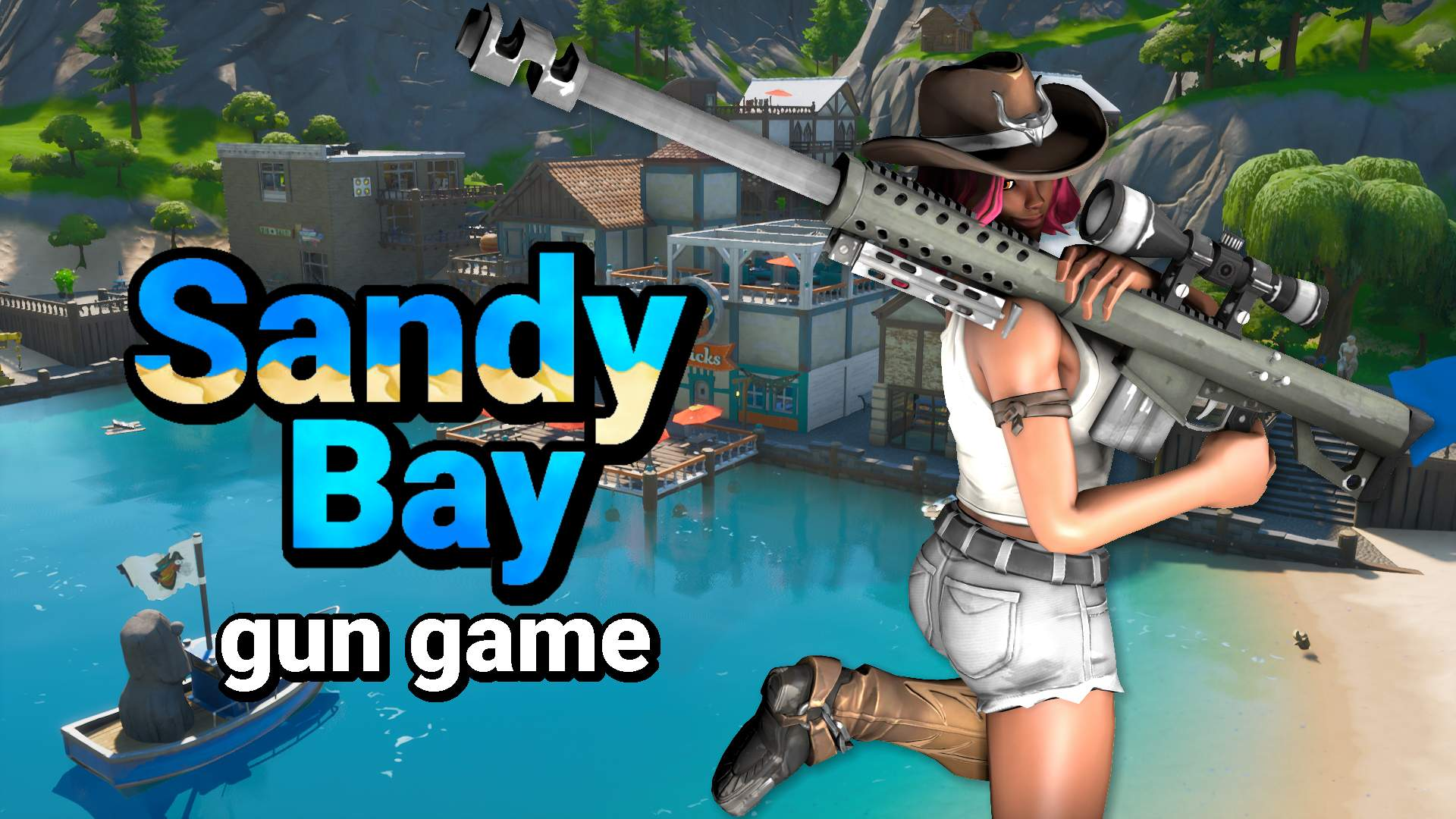 SANDY BAY - GUN GAME