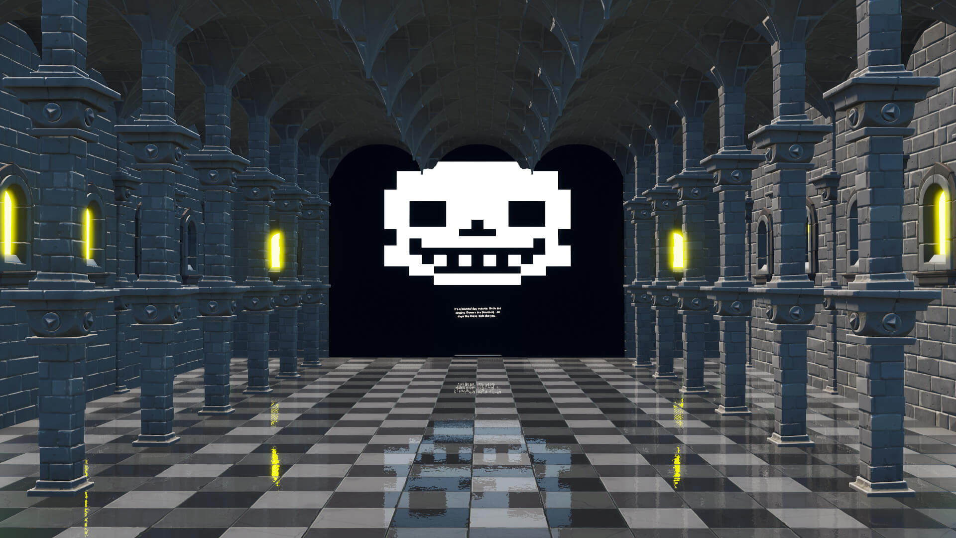 UNDERTALE SANS BATTLE DEATHRUN!