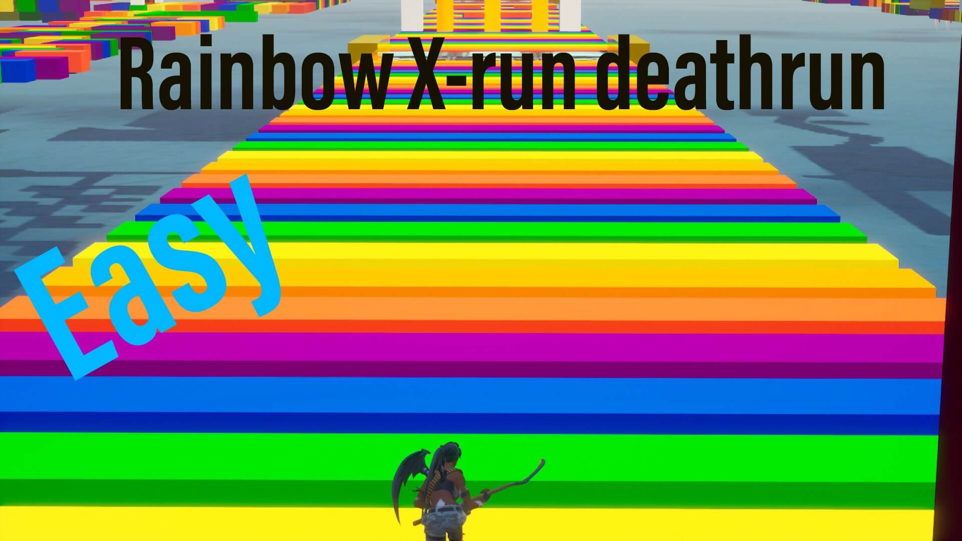RAINBOW X-RUN PARKOUR