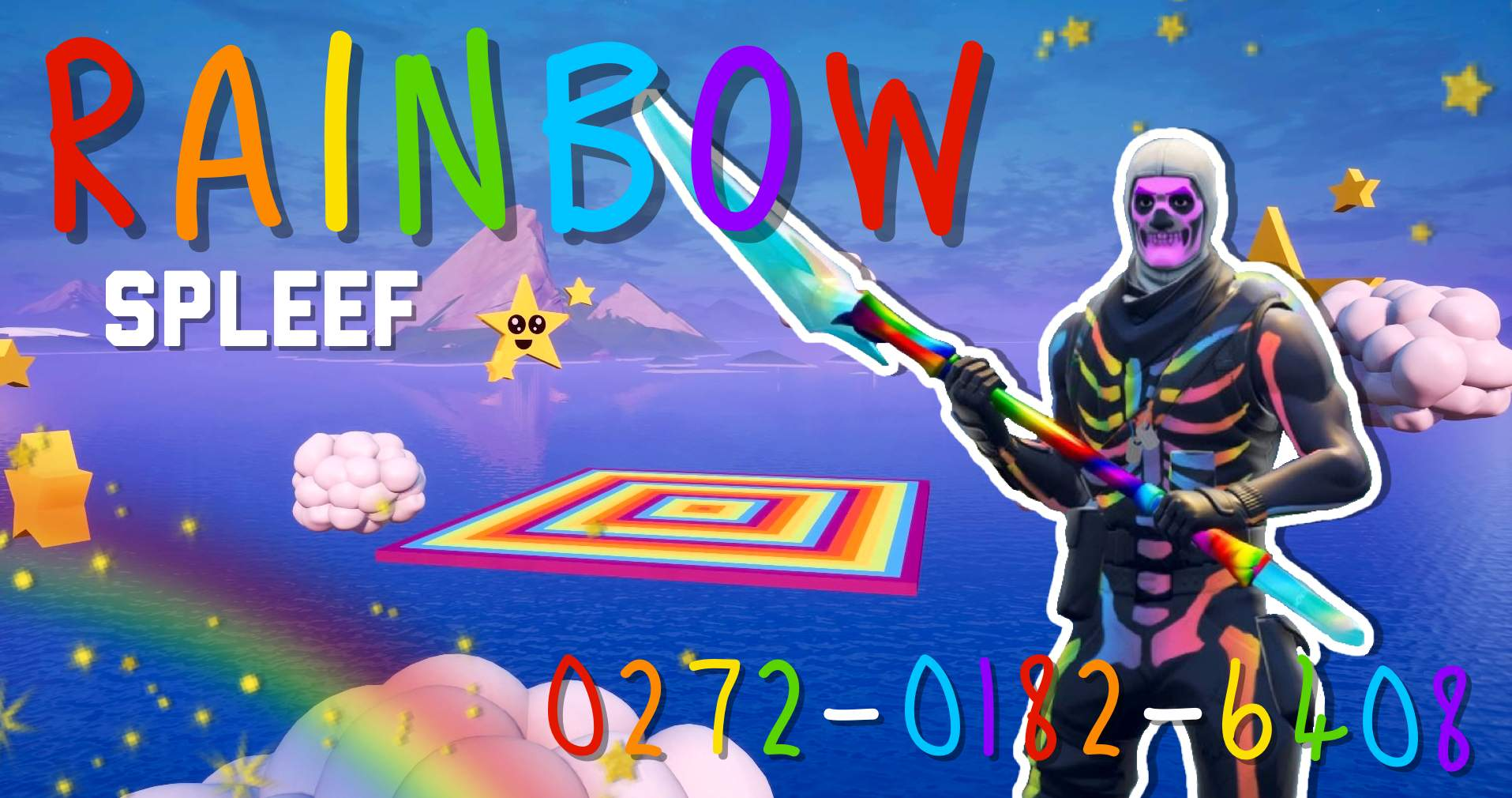 RAINBOW SPLEEF
