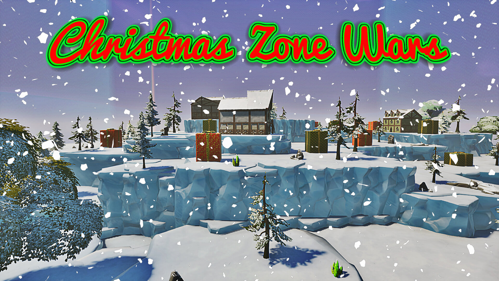 CHRISTMAS ZONE WARS