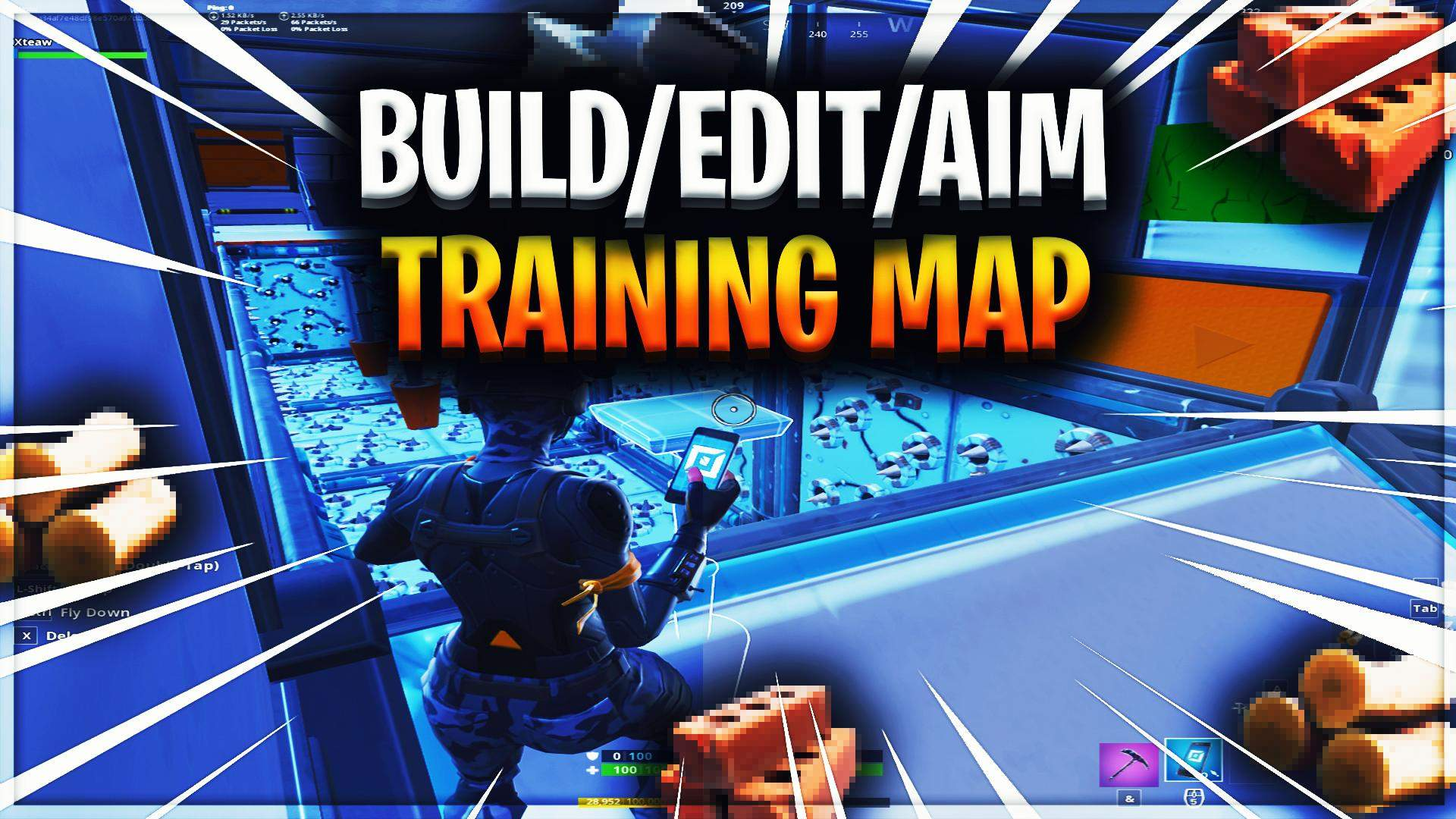 TOURNEY WARMUP MAP (EDITS) - LINDNERR