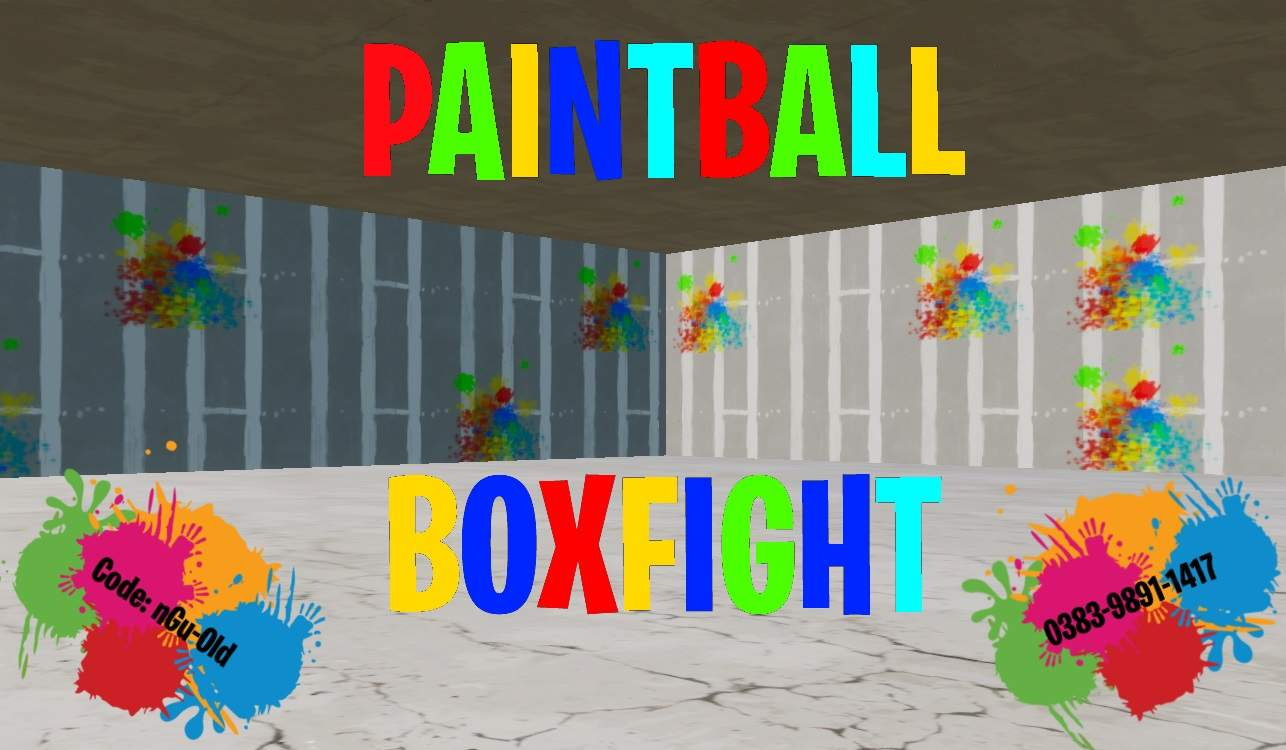 💥 PAINTBALL BOXFIGHT FFA 💥