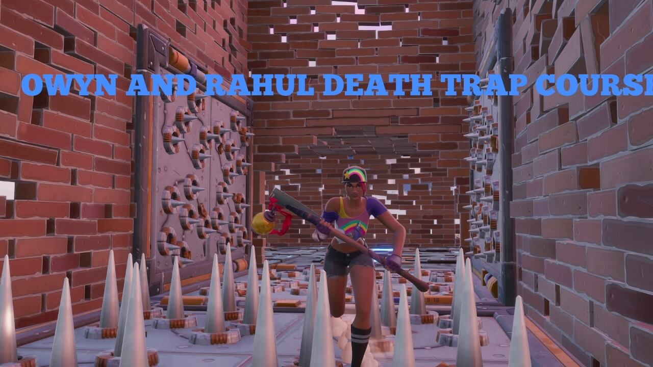 OWYN AND RAHUL DEATH TRAP COURSE