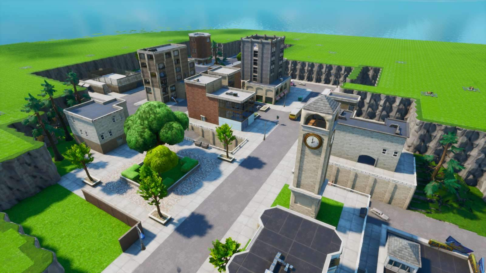 TILTED TOWERS - SEASON X