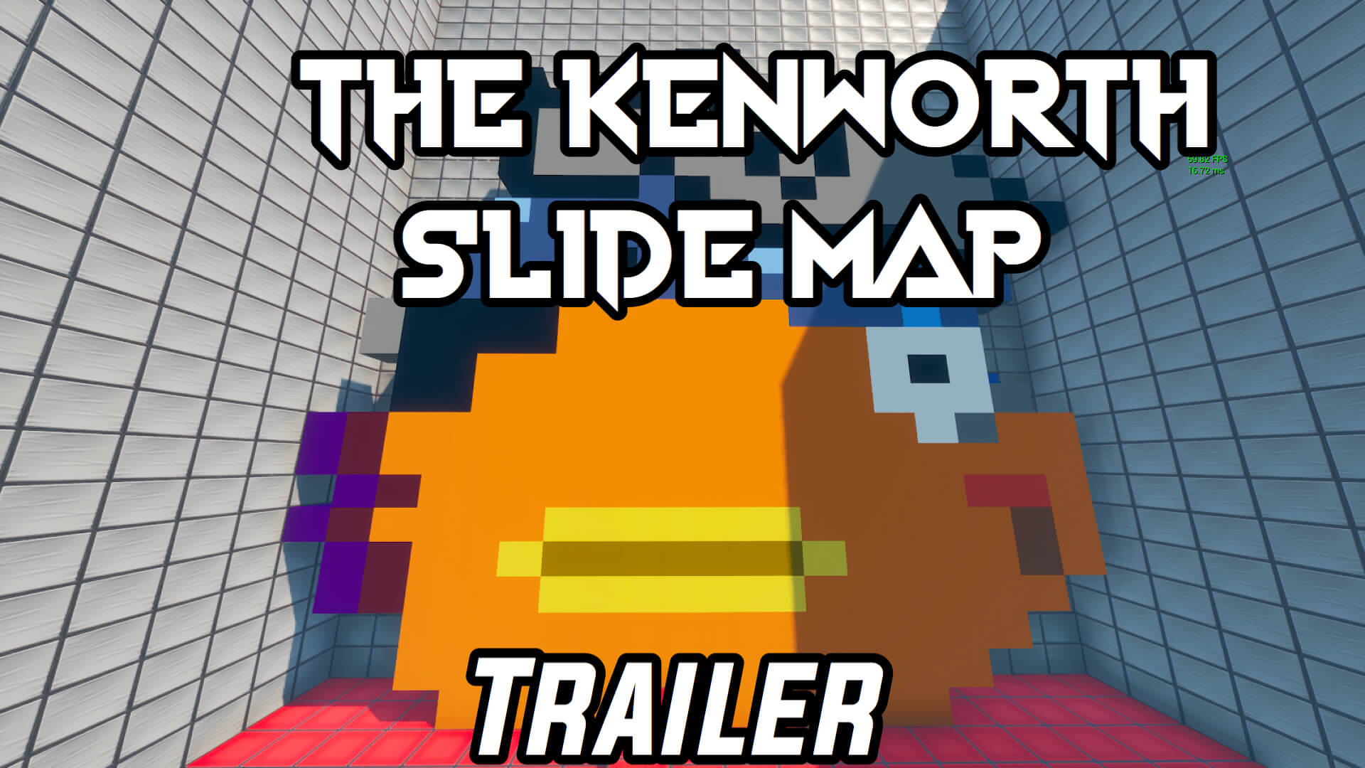 THE KENWORTH SLIDE MAP