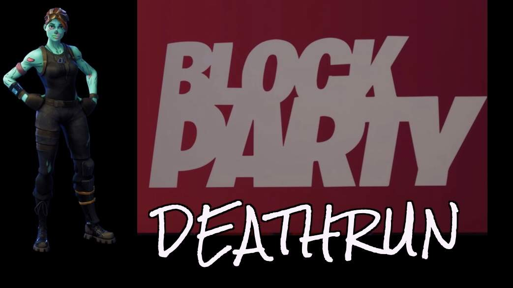 BLOCK PARTY DEATHRUN BY APFEL | 33 LEVEL