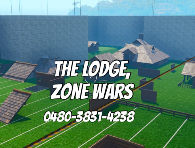 THE LODGE, ZONE WARS
