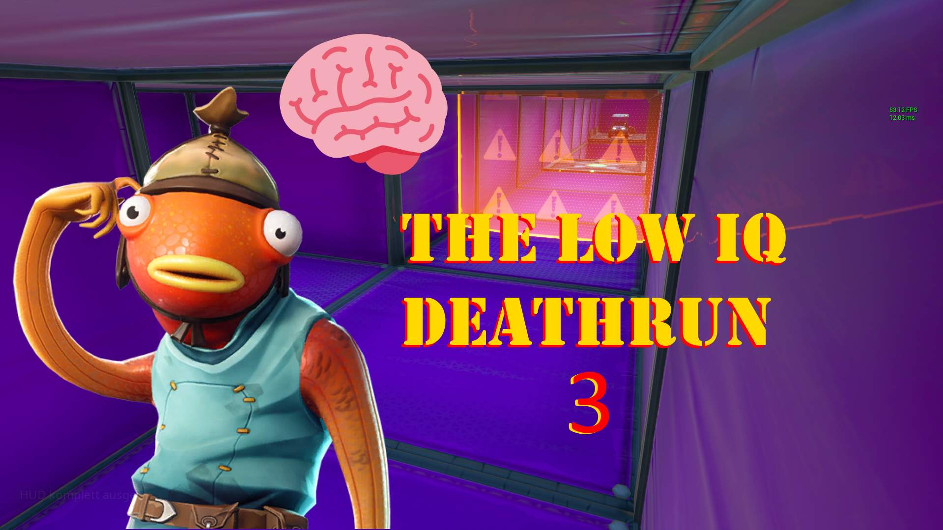 THE LOW IQ DEATHRUN 3