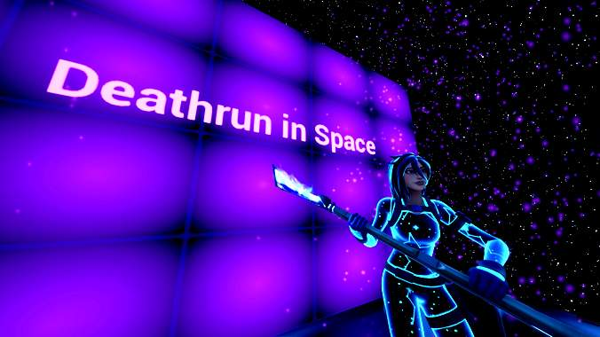 DEATHRUN IN SPACE