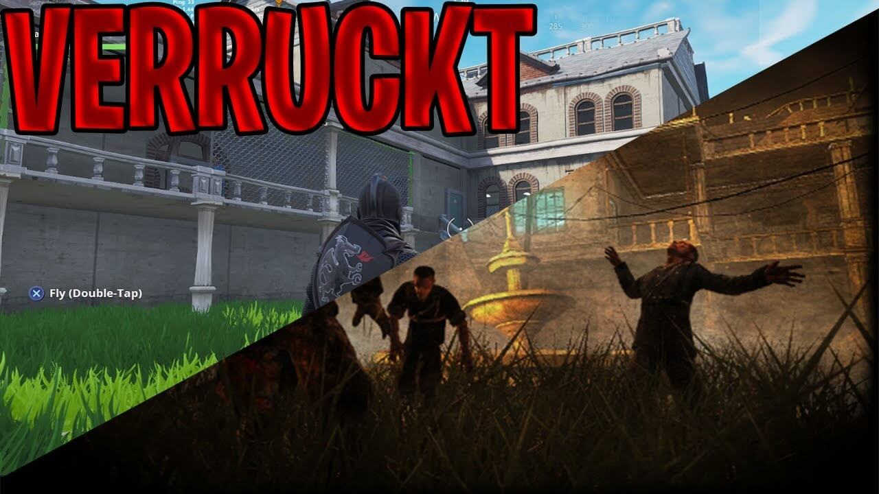 VERRUKKT REMAKE CALL OF DUTY ZOMBIES