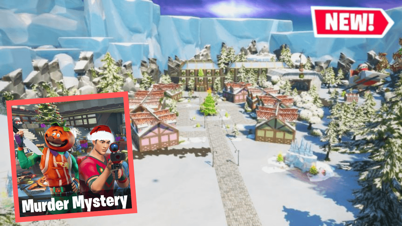 NORTH POLE MURDER MYSTERY