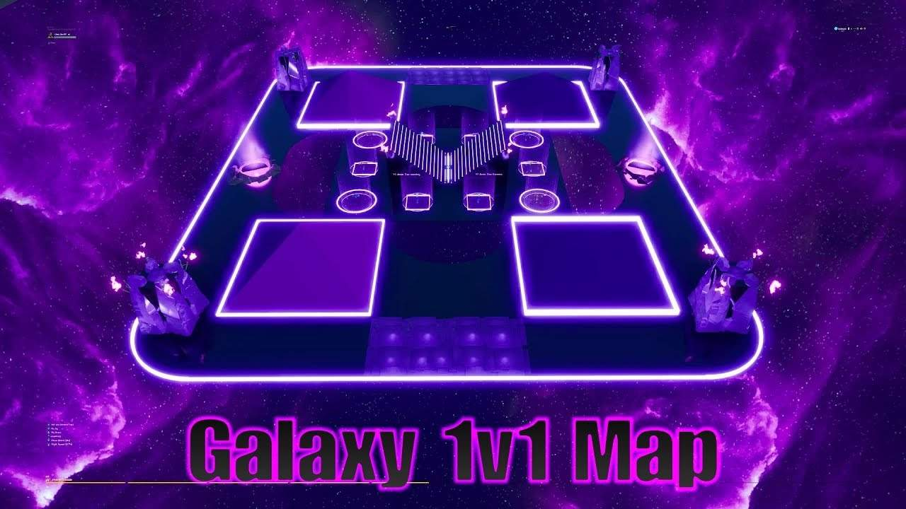 PURPLE GALLAY 1V1 MAP