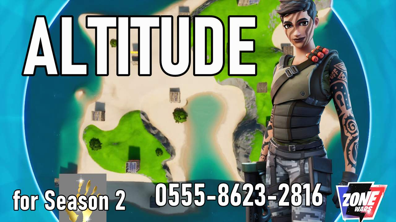 ALTITUDE SEASON 2 ZONE WAR