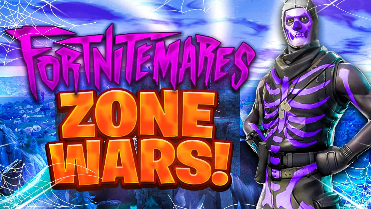TRICK OR TREAT ZONE WARS!!