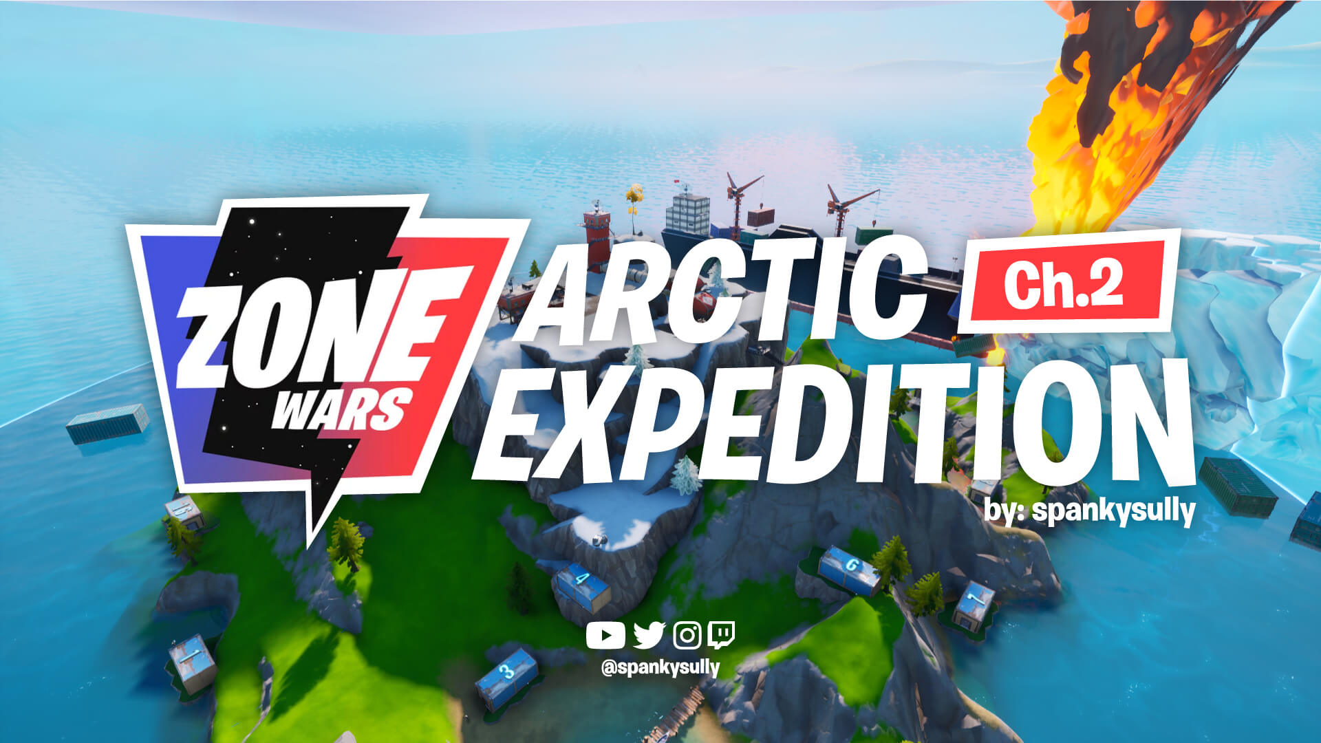 ZONE WARS - ARCTIC EXPEDITION CHAPTER 2