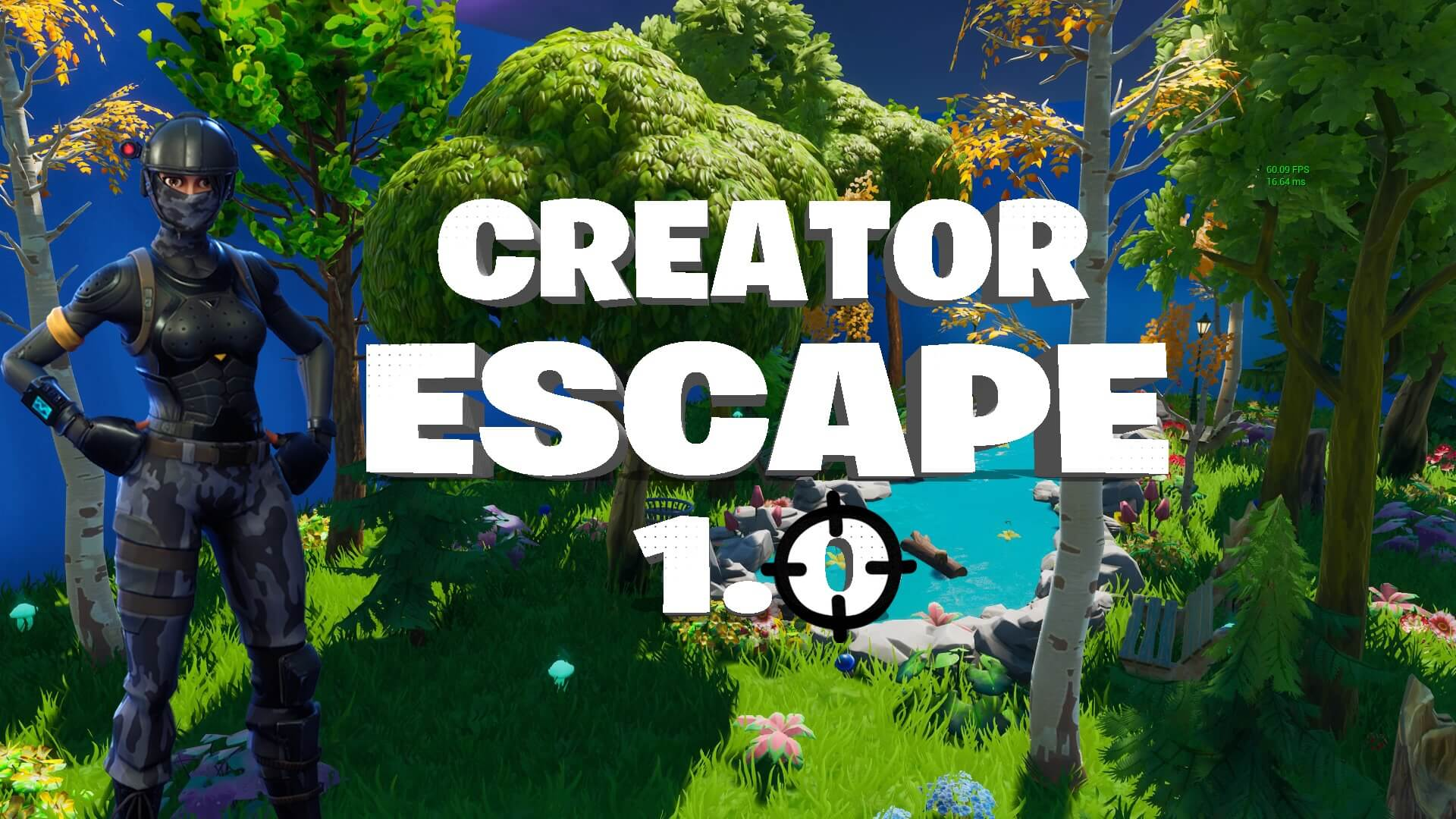 CREATOR ESCAPE 1.0