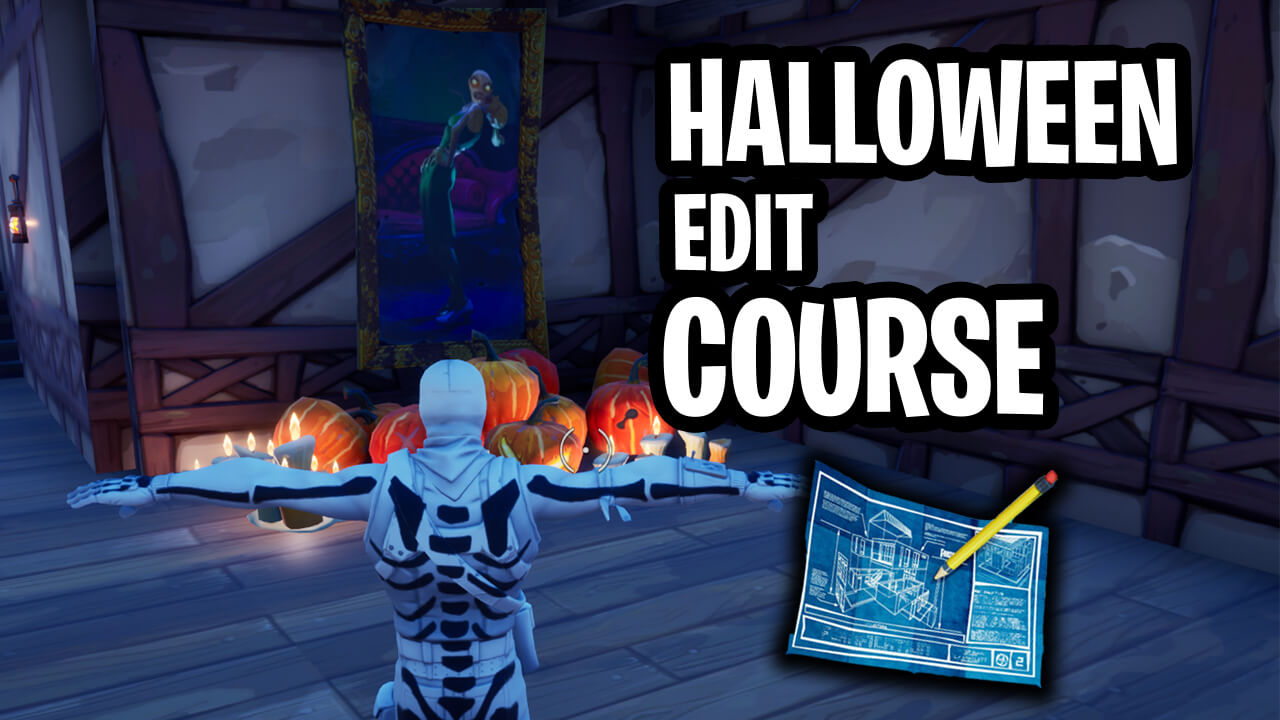 HALLOWEEN EDIT COURSE