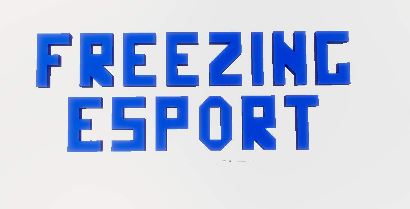 ❄OFFICIAL FREEZINGESPORT MAP❄