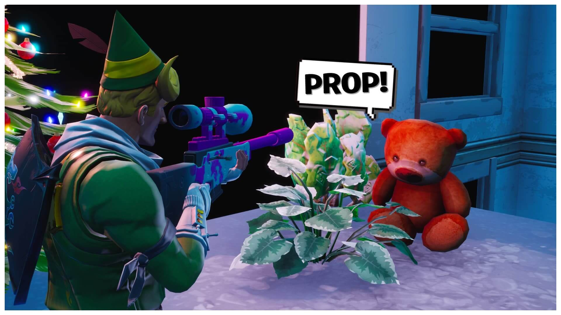 SNIPERS VS PROPS