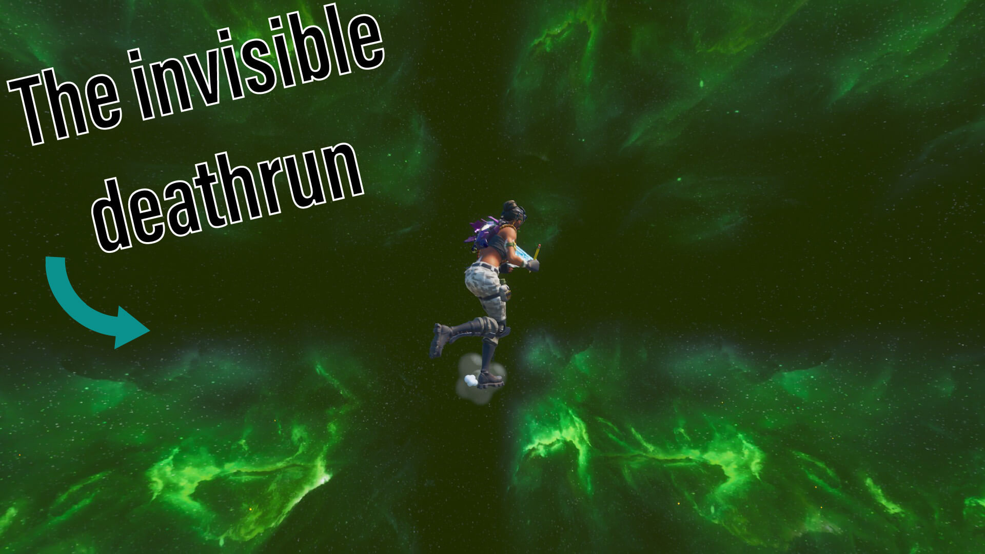 THE INVISABLE DEATHRUN!