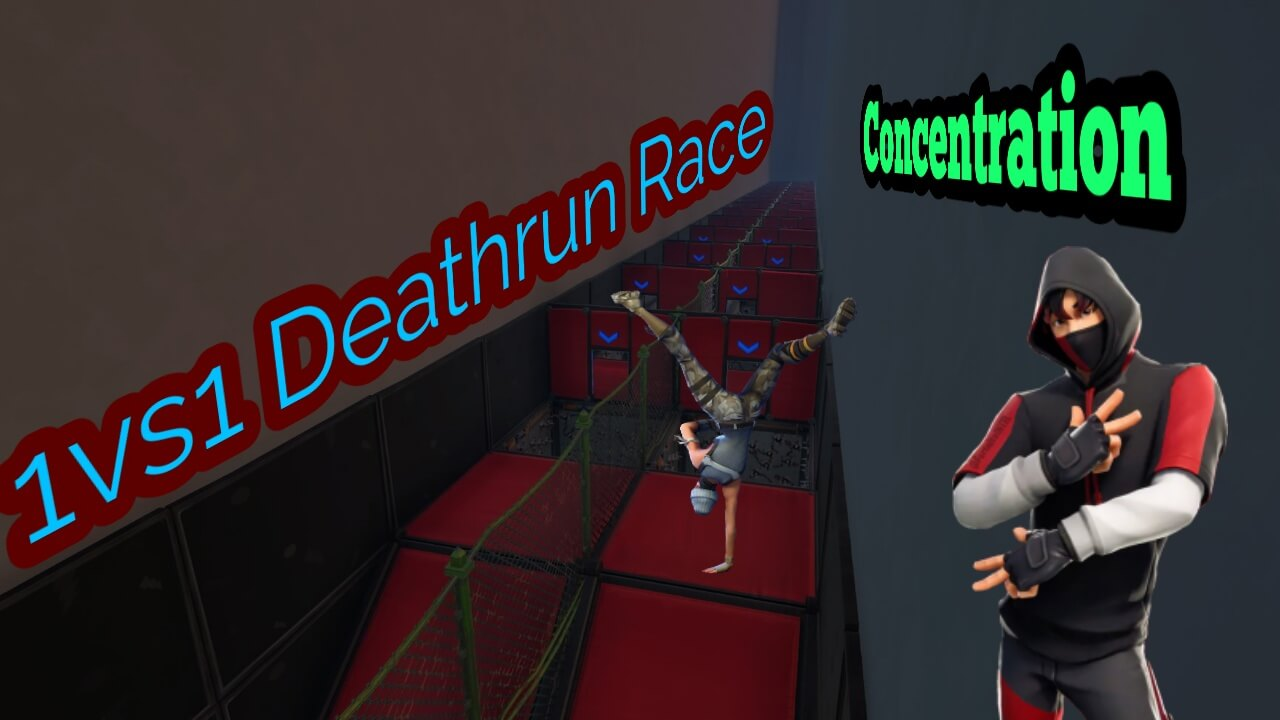 1VS1 CONCENTRATION DEATHRUN RACE