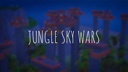 JUNGLE SKY WARS | 12 PLAYERS ONLY |