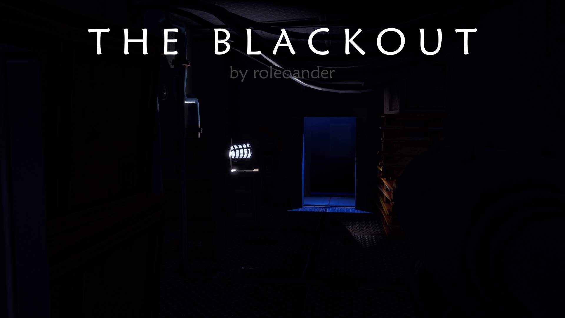 THE BLACKOUT: HORROR