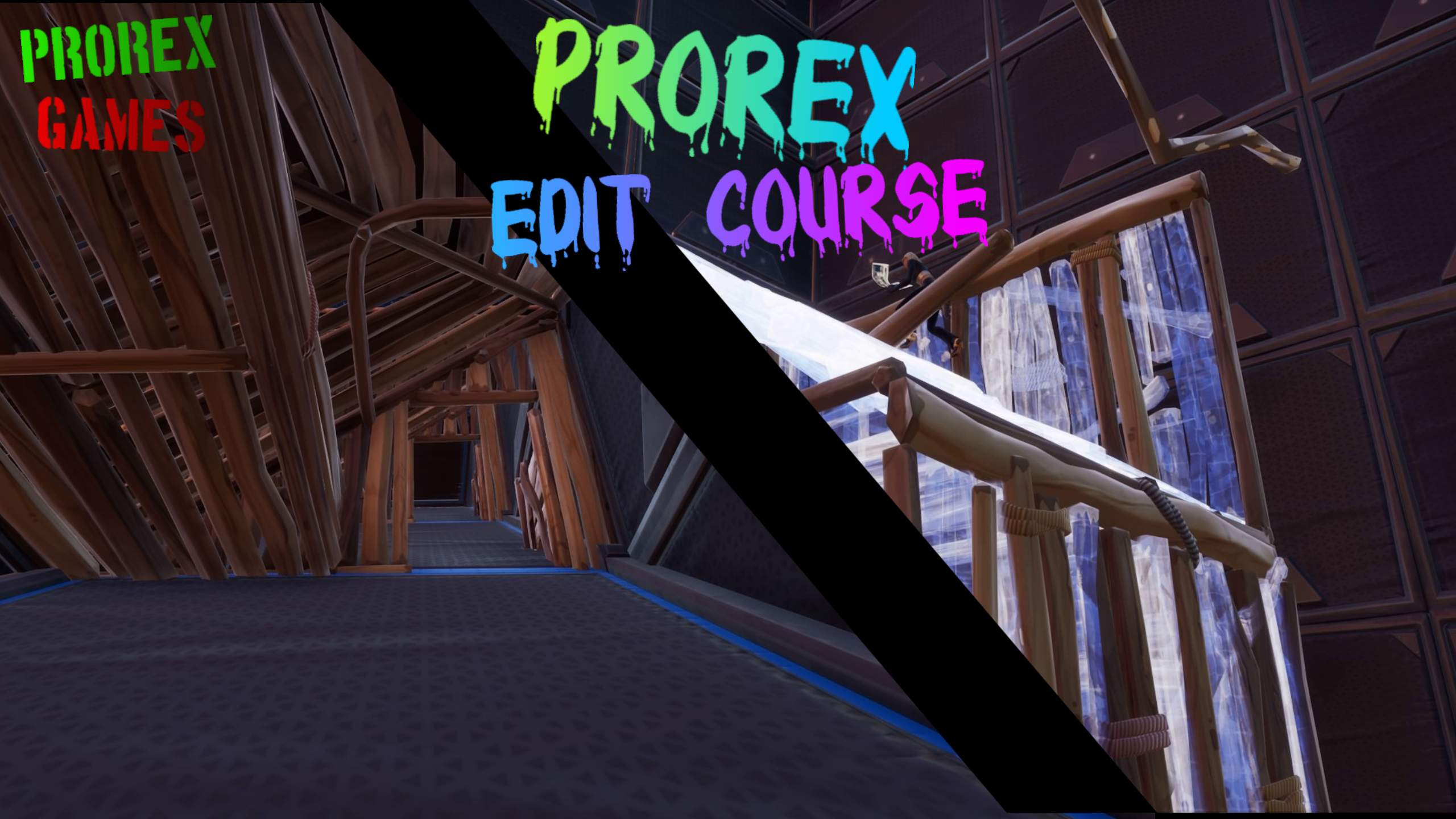 PROREX EDIT COURSE MAP