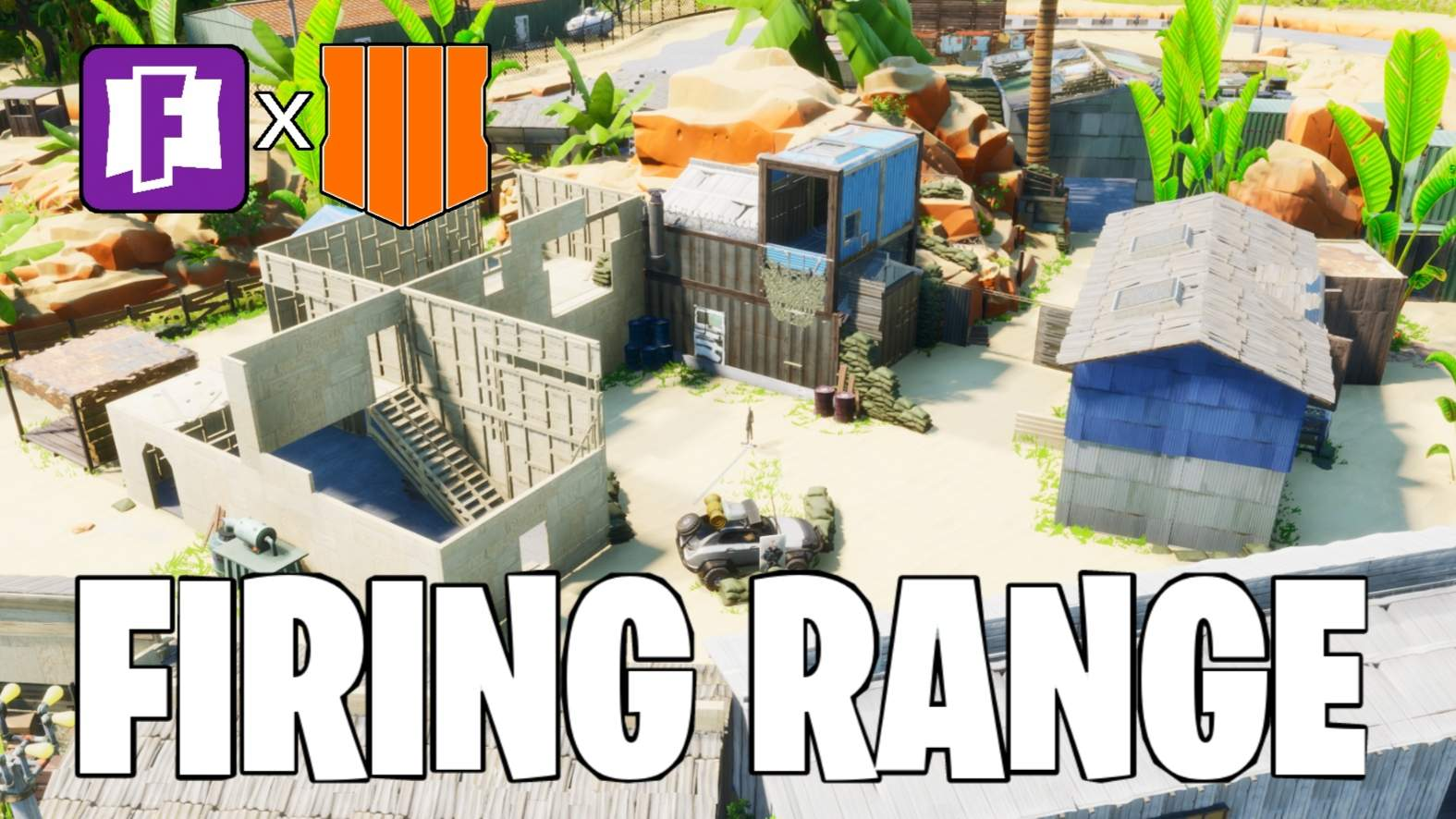 FIRING RANGE - AIM TRAINING SPEEDRUN