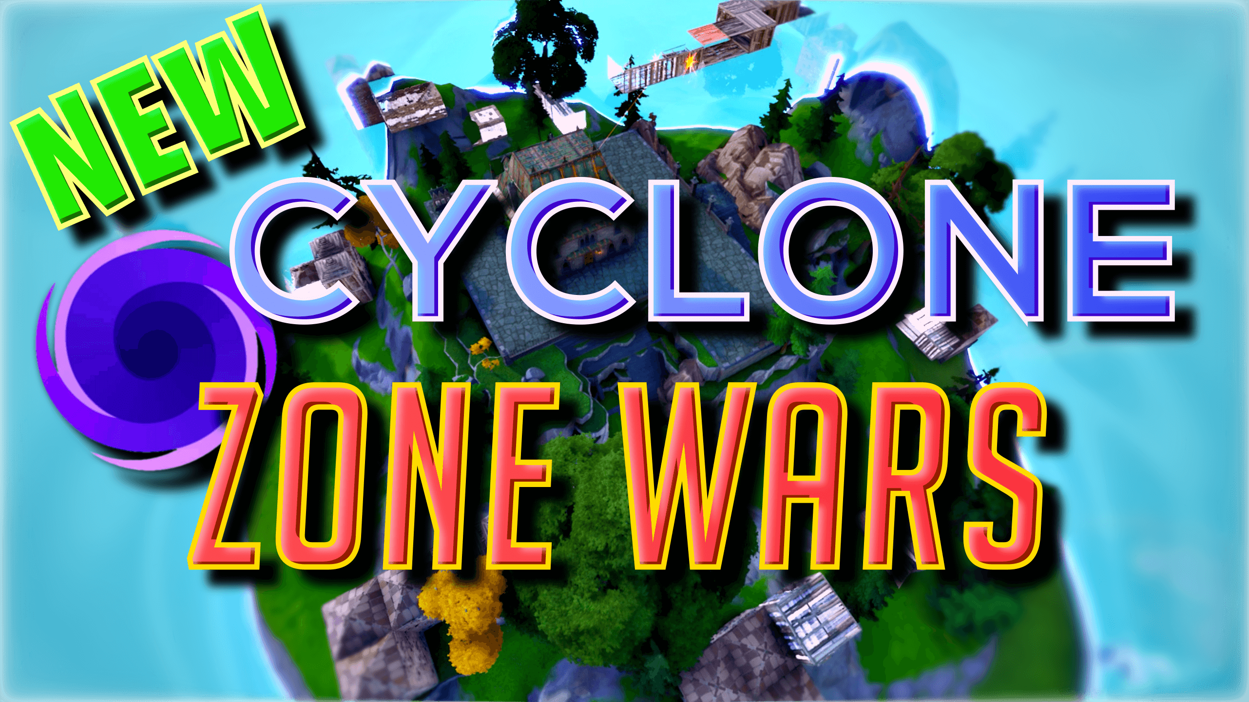ᄋCYCLONE ZONE WARS ϟ SOLO