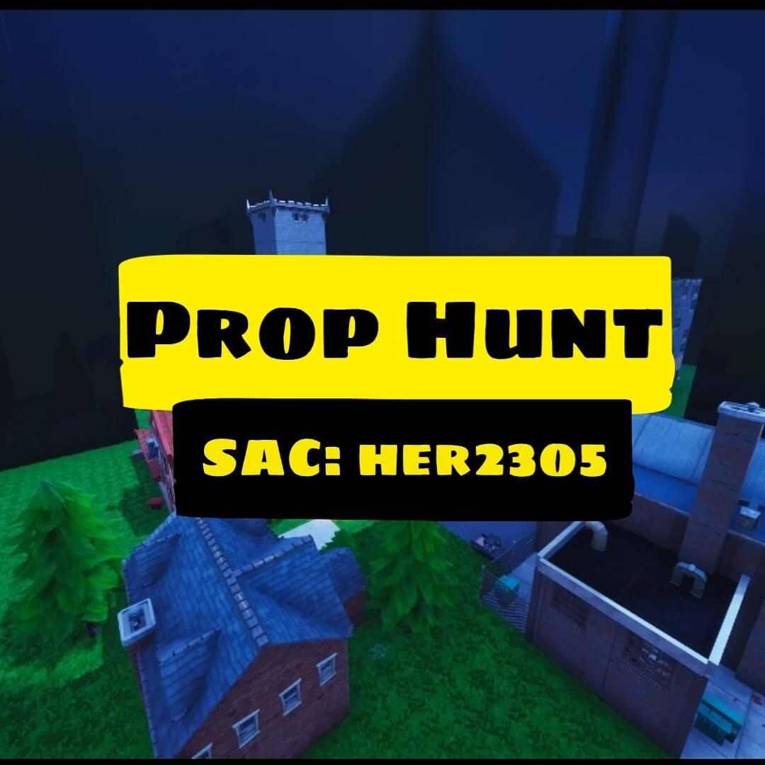 Fishing Models PROP HUNT