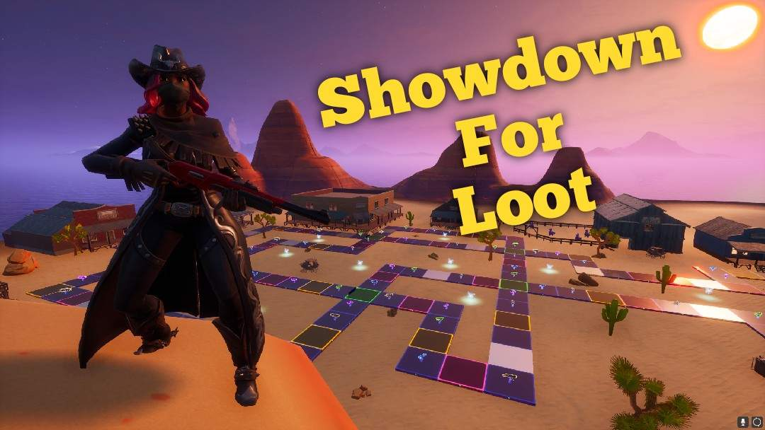 SHOWDOWN FOR LOOT
