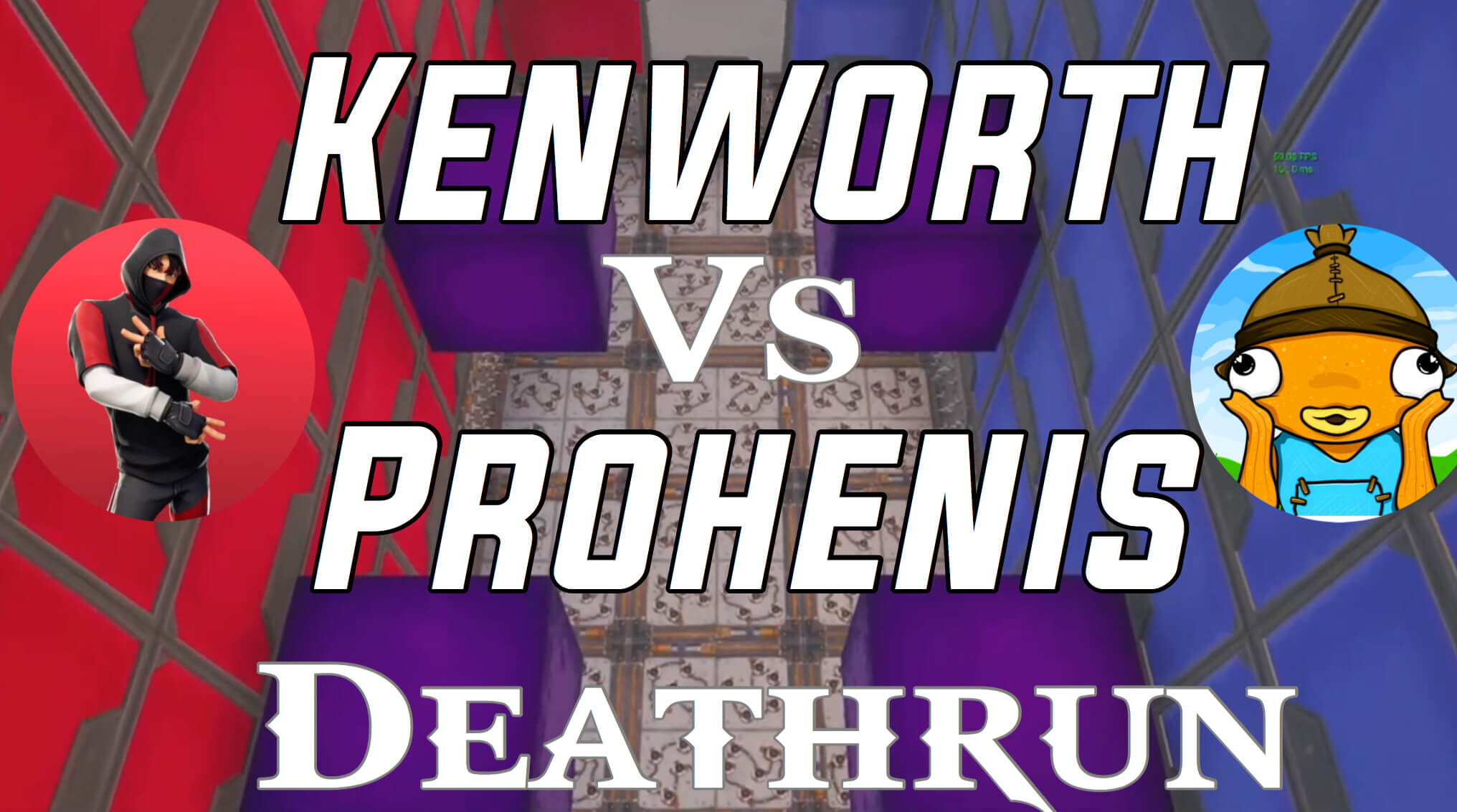 THE KENWORTH VS PROHENIS DEATHRUN
