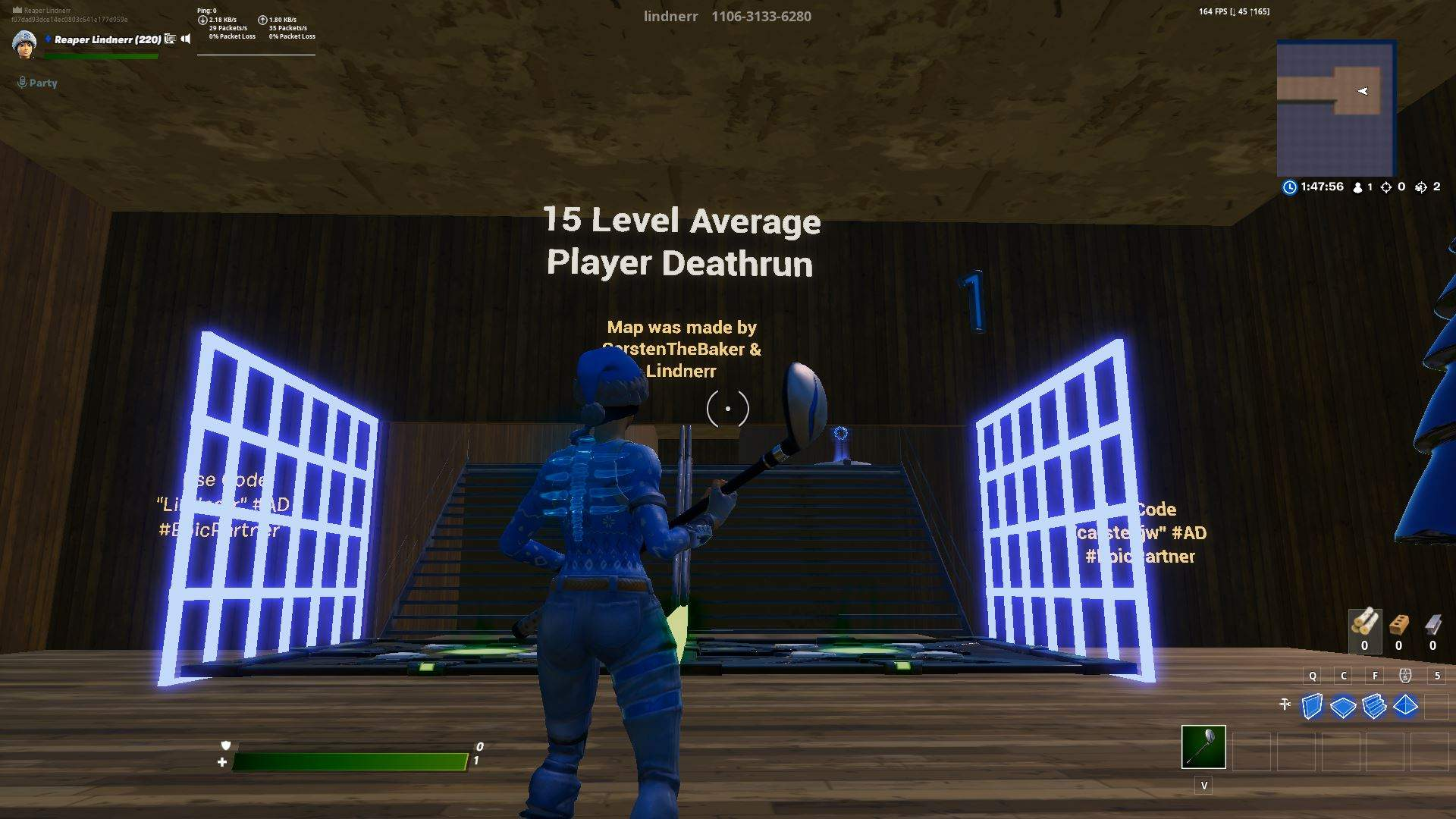 15 LVL AVERAGE PLAYER DEATHRUN