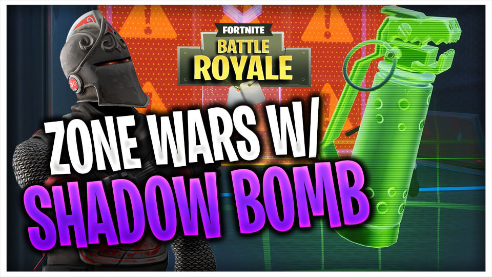 CASH ZONE WARS W/ NEW SHADOW BOMB!