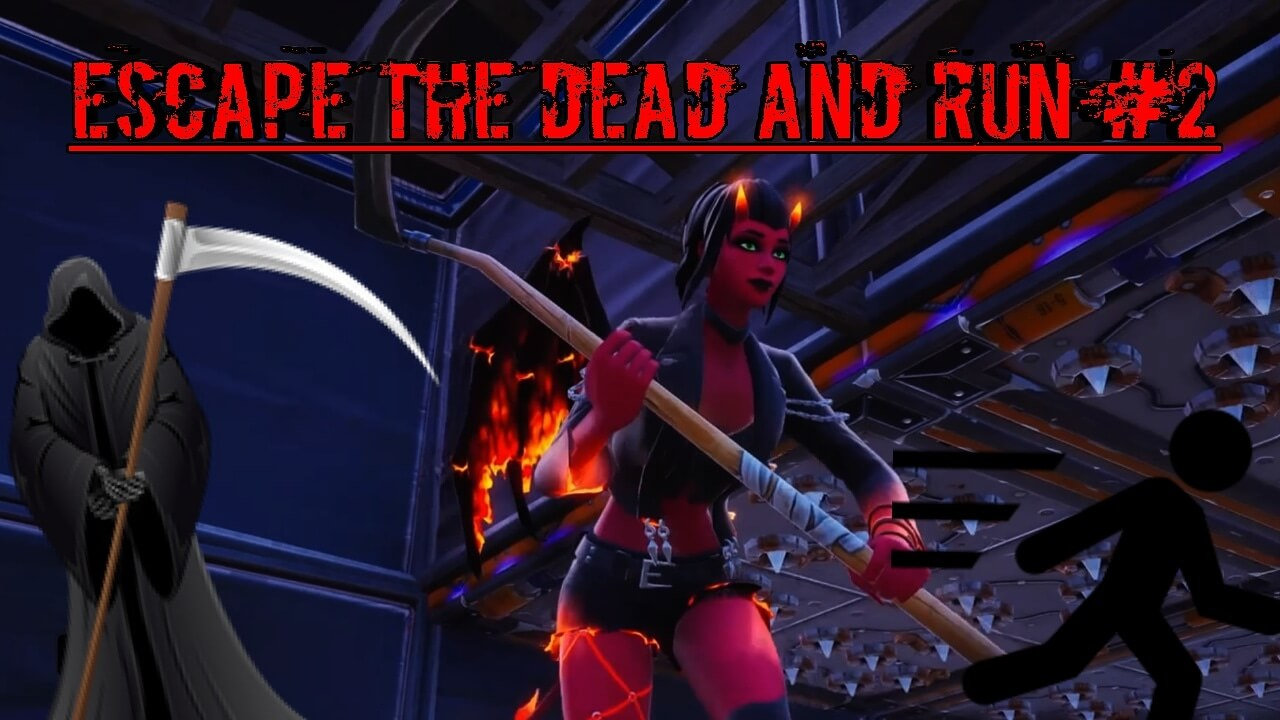 ESCAPE THE DEAD AND RUN #2