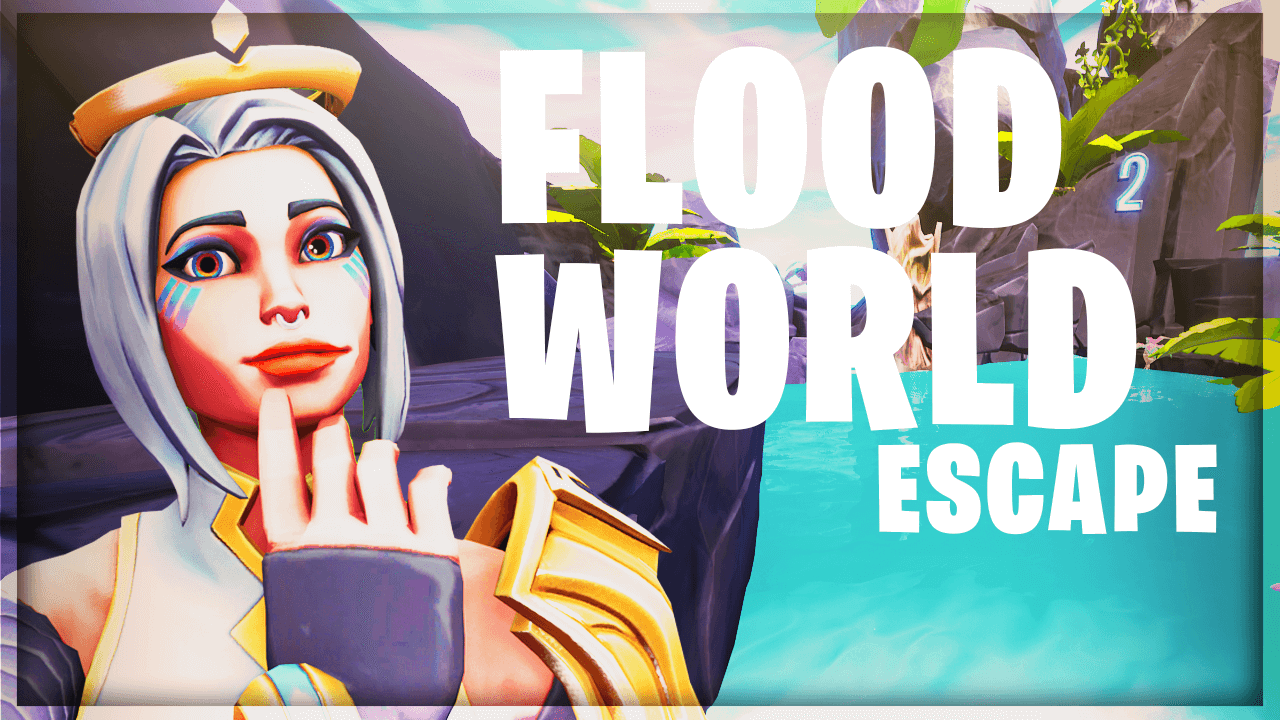 ESCAPE THE FLOODED WORLD
