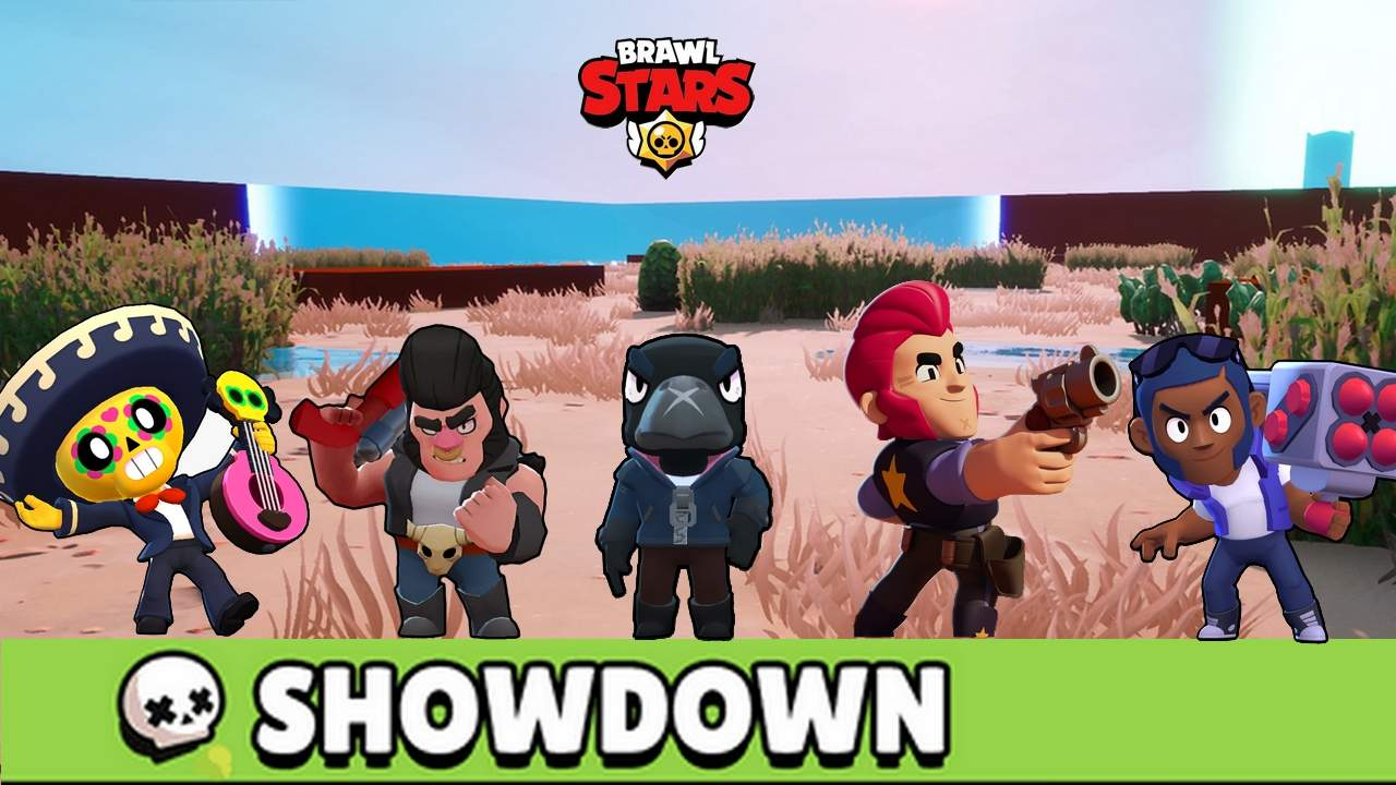 BRAWL STARS - SOLO SHOWDOWN - PELO_MLG