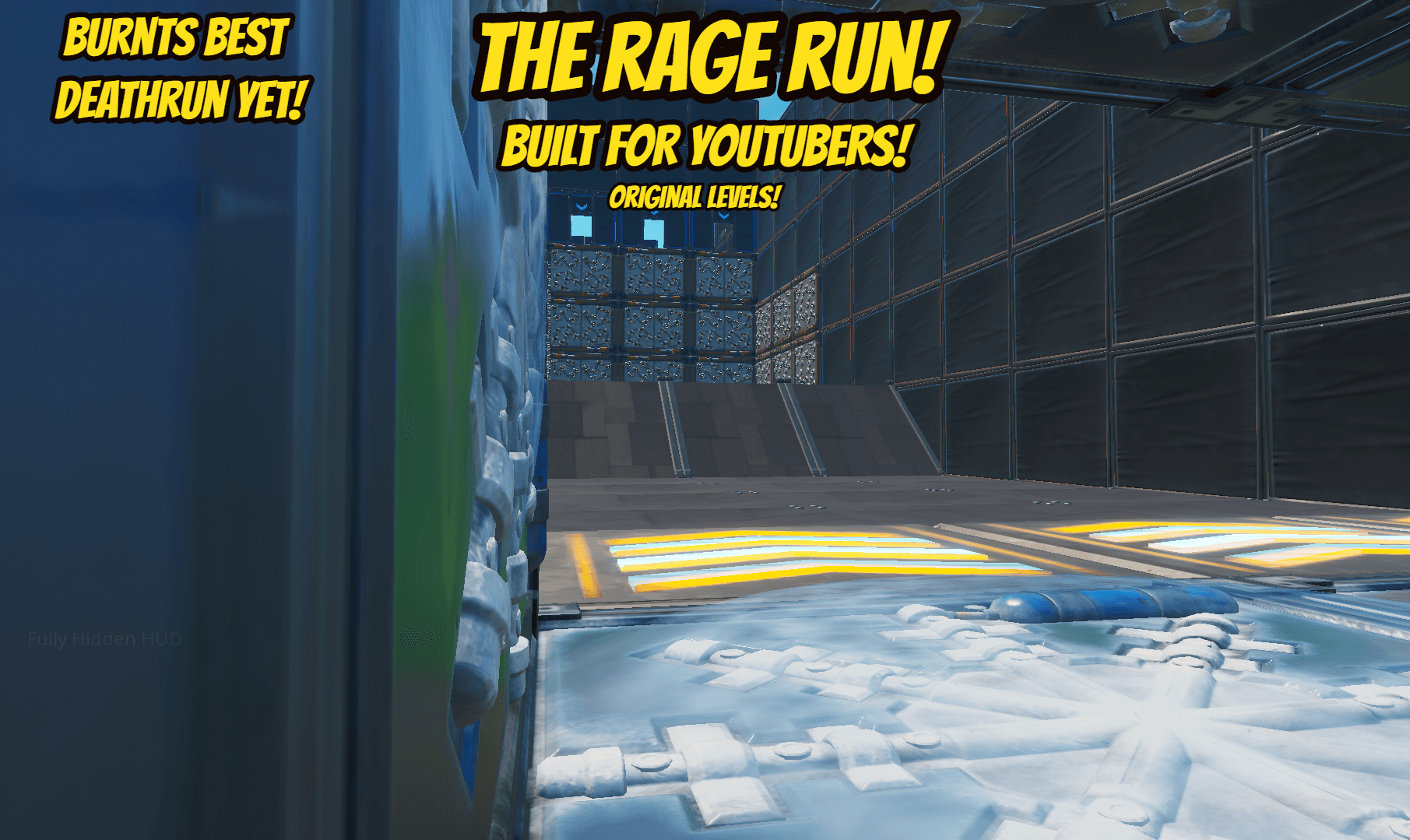 THE RAGE RUN!