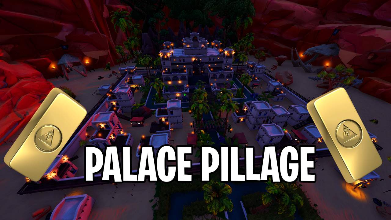 PALACE PILLAGE