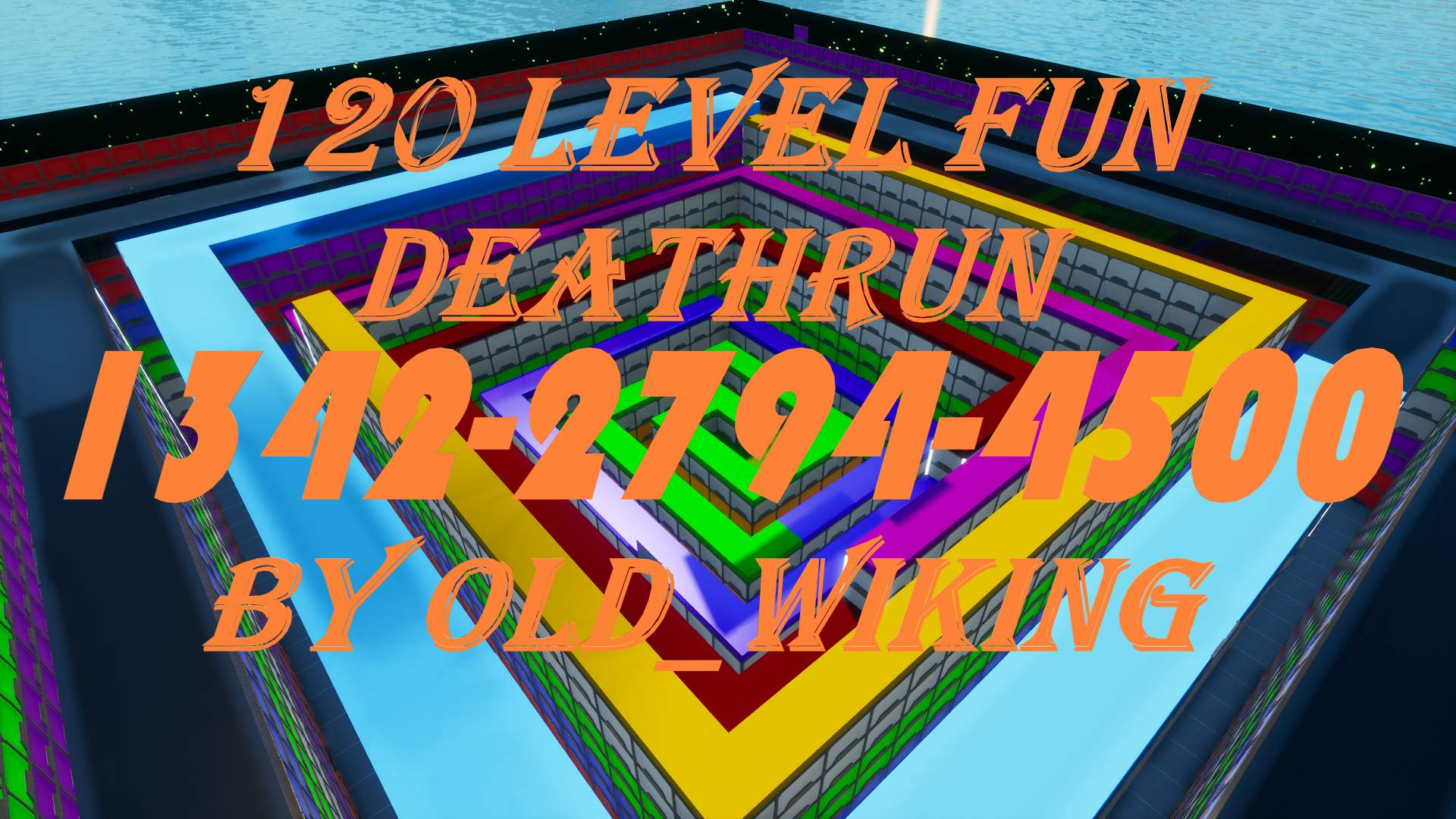 120 LEVEL FUN DEATHRUN