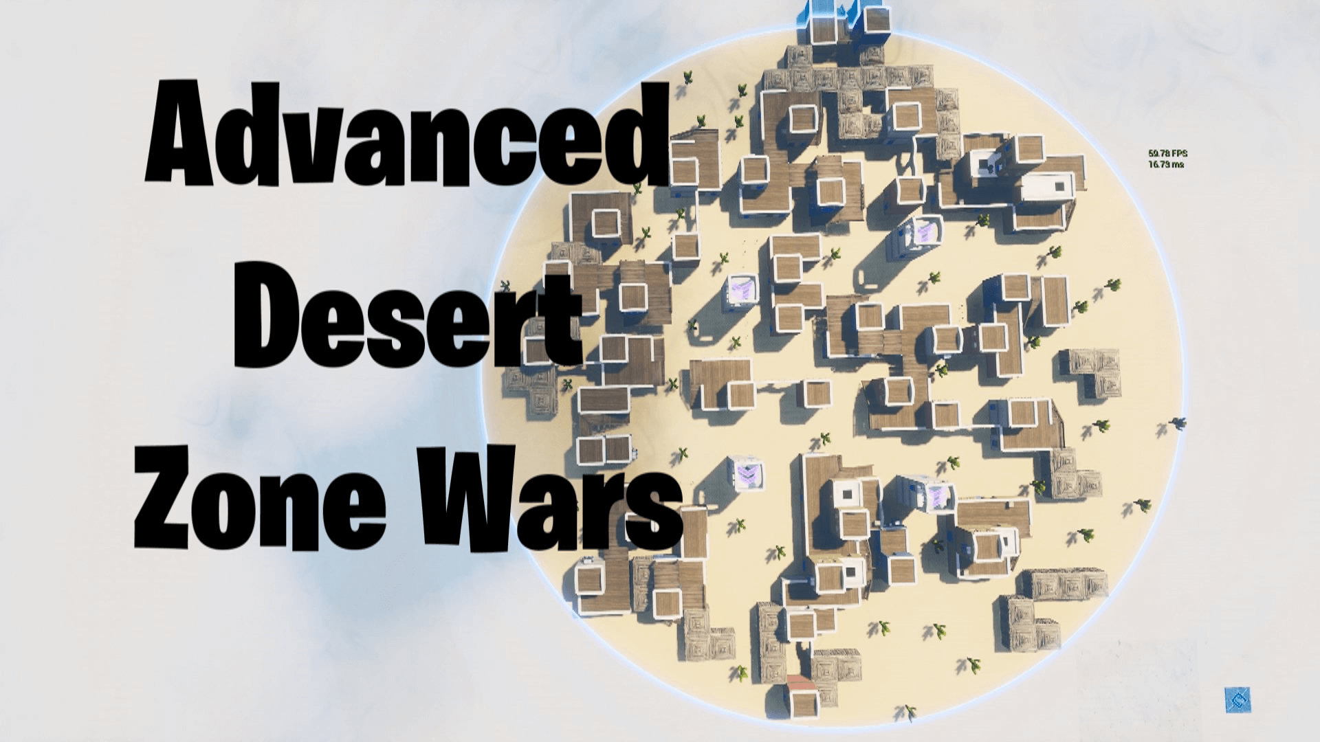 ADVANCED DESERT ZONE WARS (V1.0)
