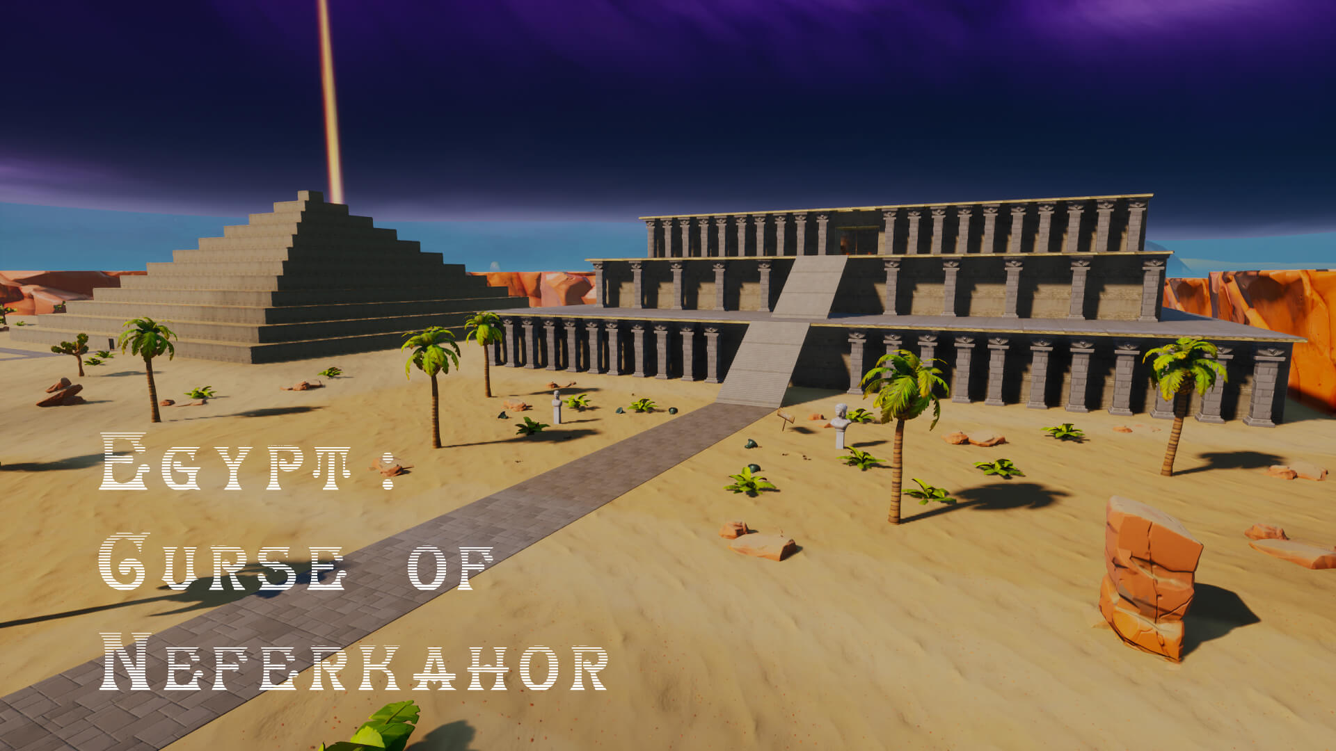 EGYPT: CURSE OF NEFERKAHOR