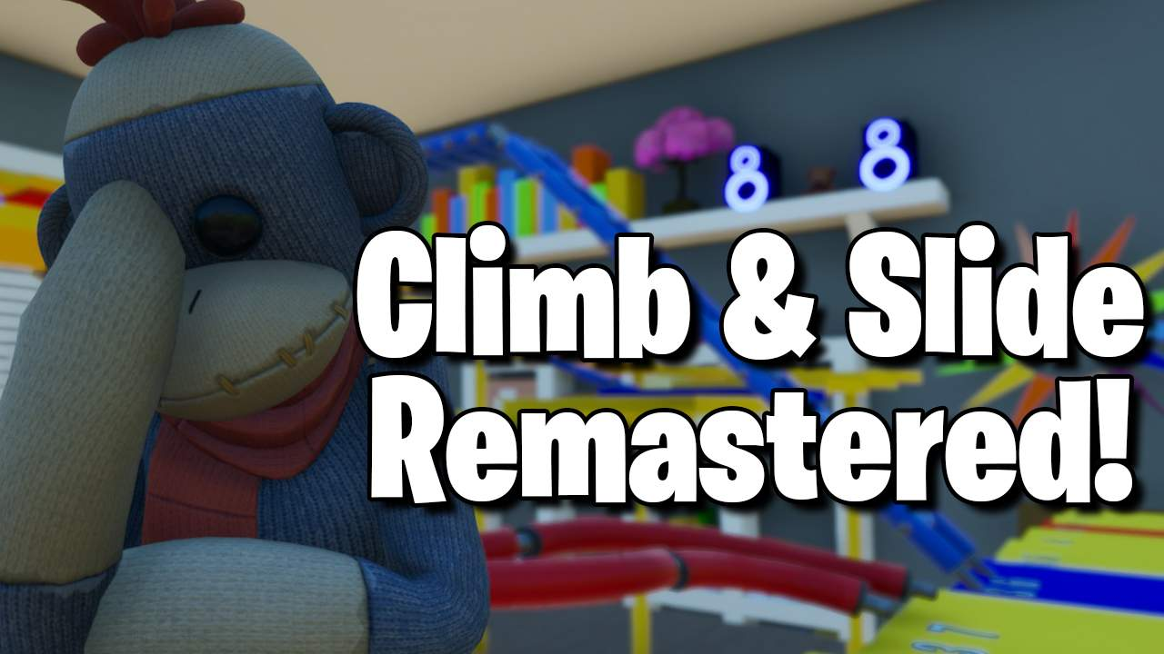 CLIMB & SLIDE REMASTERED
