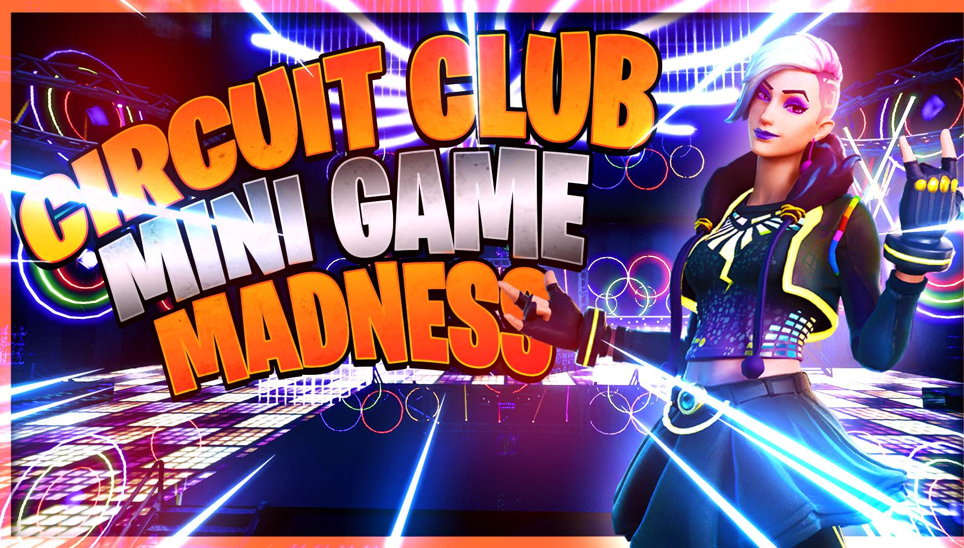CIRCUIT CLUB: MINI-GAME MADNESS